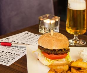 Bingo, Bier & Burger
